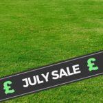 Lawn Turf July