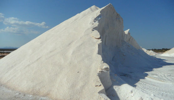 What is rock salt icethaw
