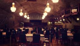 Restaurant In The Mine