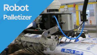 Online Rocksalt Robot Palletizer