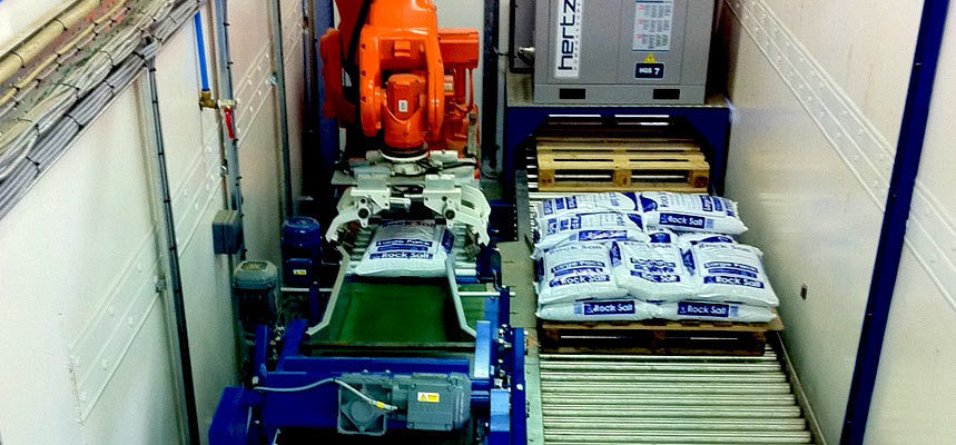 Robotic Packing Service