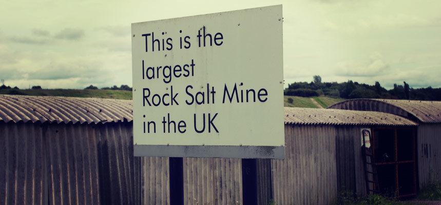 Salt Mine Visit