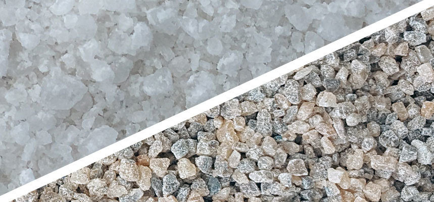 White Salt Vs Rock Salt
