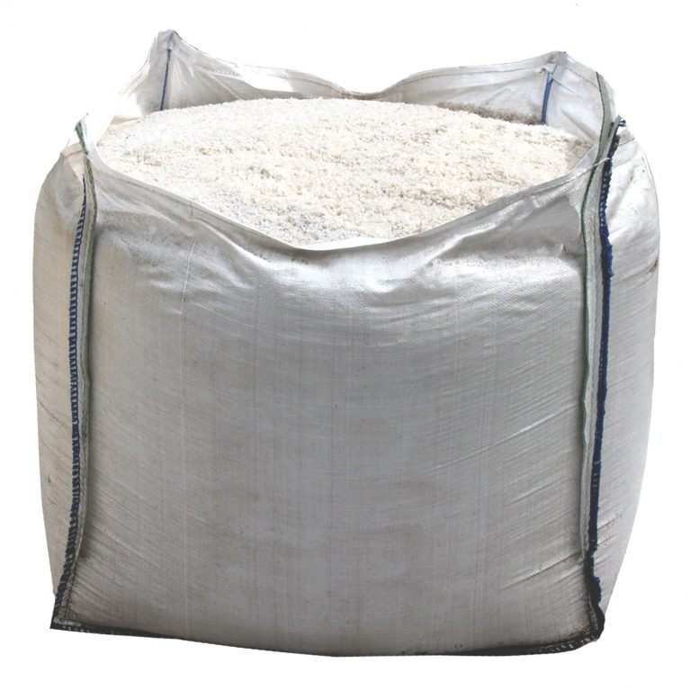 White Salt Bulk Bag