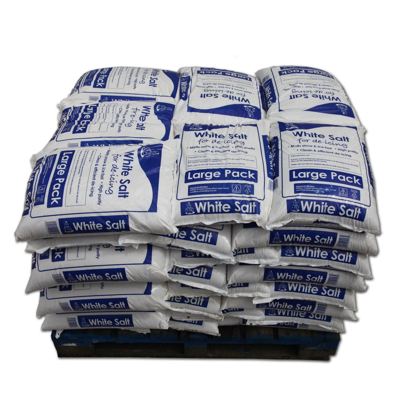 White Salt Large Packs