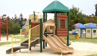 Creating A Childrens Playarea