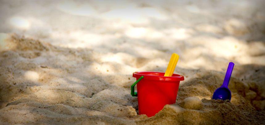 Coloured Play Sand