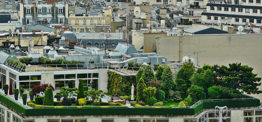 Creating A Rooftop Terrace